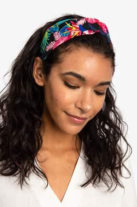 Topshop Bright Tropical Bandeau Headband