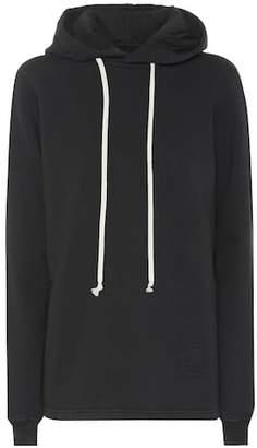 Rick Owens Cotton hoodie