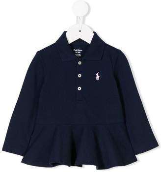Ralph Lauren Kids long-sleeve blouse