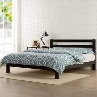 "Zinus 10"" Metal Platform Bed with Headboard, Multiple Sizes"