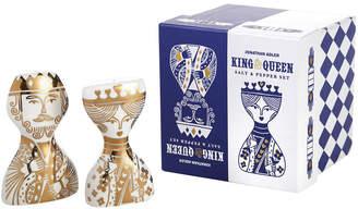 Jonathan Adler King & Queen Salt & Pepper