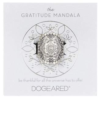 Dogeared The Gratitude Mandala Ring - Size 5