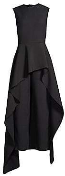 SOLACE London Women's Soraya Peplum Jumpsuit - Size 0