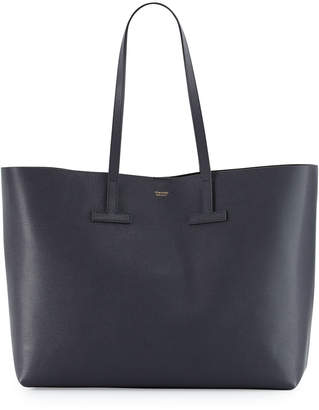 Tom Ford Small Grained Leather Tote Bag