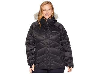 Columbia Plus Size Lay D Downtm II Jacket