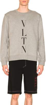 Valentino VLTN Crewneck Sweatshirt