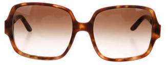 Stella McCartney Oversize Square Sunglasses