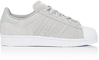 adidas Women's Superstar Suede Sneakers $85 thestylecure.com