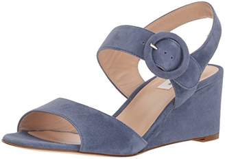 LK Bennett Women's Bailey Wedge Sandal