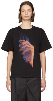 Misbhv Black The Flame T-Shirt