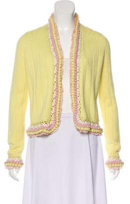 Chanel Cashmere-Blend Cardigan