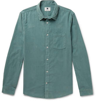 Leon NN07 Cotton-Corduroy Shirt