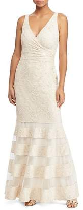 Ralph Lauren Lace Mermaid Gown - 100% Exclusive