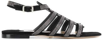 The Seller studded strap sandals