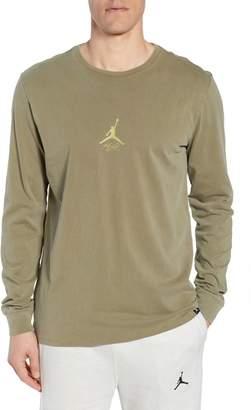 Nike JORDAN Jordan Wings Long Sleeve T-Shirt