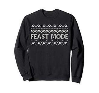 Feast mode funny Happy Thanksgiving sweater T-Shirt