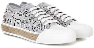 Tod's Printed sneakers
