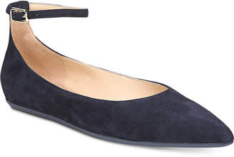 Franco Sarto Alex Pointed Toe Flats Women's Shoes