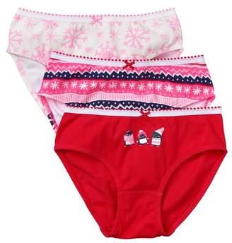 Gymboree Holiday Underwear 3-Pack