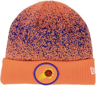 New Era Phoenix Suns On Court Collection Cuff Knit Hat