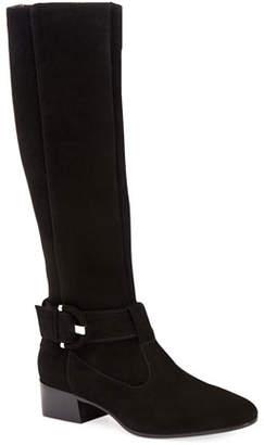 Aquatalia Fable Suede Knee Boots
