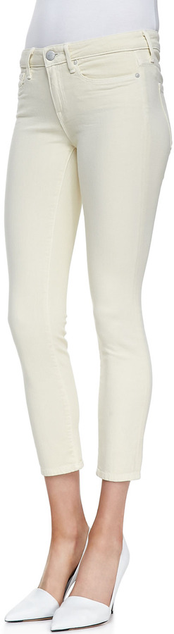 Vince Dylan Skinny Ankle Jeans, Buttercup