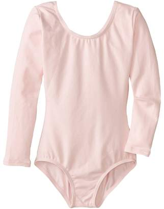 Capezio Classic Long Sleeve Leotard Girl's Jumpsuit & Rompers One Piece