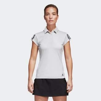 adidas (アディダス) - Women Base 3stripe Polo