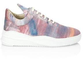 Filling Pieces Low Top Lace Sneakers