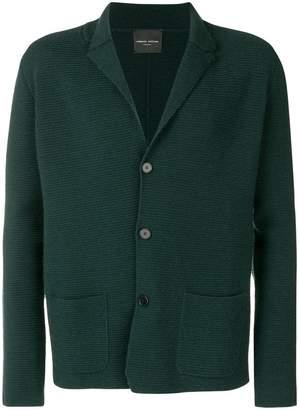 Roberto Collina rib knit blazer
