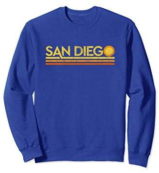 Retro San Diego California Sweatshirt