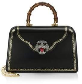 Gucci Thiara Medium Gatto Top Handle Bag