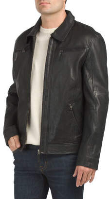 Lambskin Leather Adel Moto Jacket