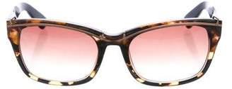 3.1 Phillip Lim Shelly Tortoiseshell Sunglasses