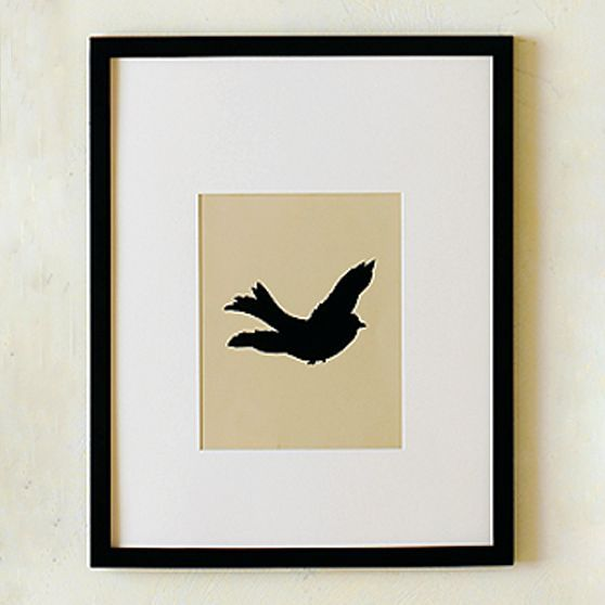 Art Insert, Blackbird