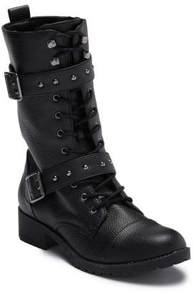 Abound Hardy Buckle Combat Boot