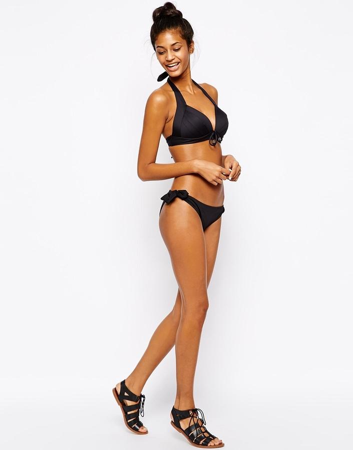 Pour Moi? Pour Moi Fiji New Halter Bikini Top A-G