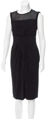 Valentino Sleeveless Sheath Dress w/ Tags