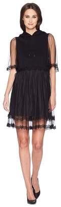 McQ Hybrid Hoodie Dress Women's Dress