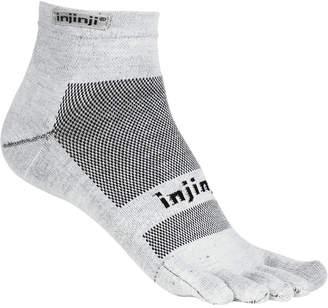 Coolmax Injinji Run Lightweight Mini-Crew Sock
