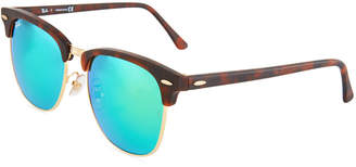 Ray-Ban Square Metal/Acetate Sunglasses