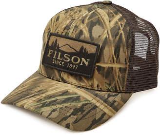 Filson Logger Cotton Baseball Cap with Mesh