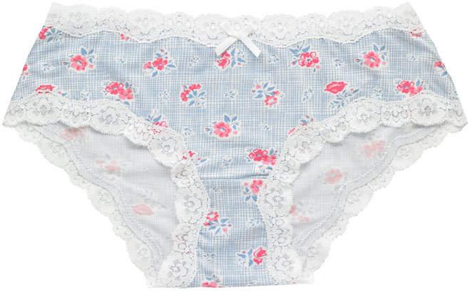 Henley Ditsy Jersey Pants