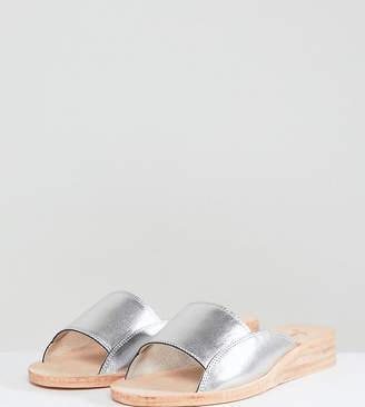 Free People Day Bird Metallic Sandals