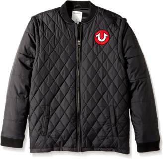 True Religion Big Boys' Quilted Jacket