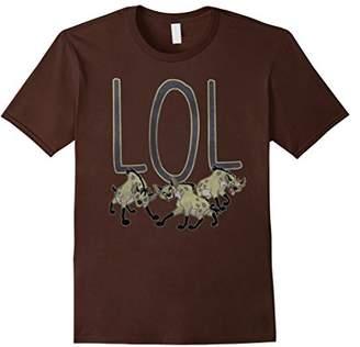 Disney Lion King Hyenas LOL Graphic T-Shirt