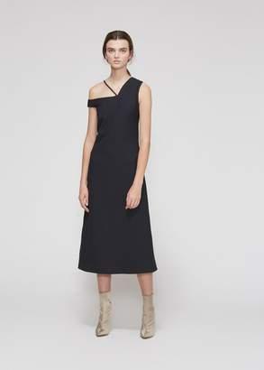 Nomia Asymmetric Off-Shoulder Dress