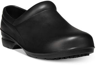 Easy Street Shoes Easy Works by Kris Slip-Resistant Clogs Women's Shoes