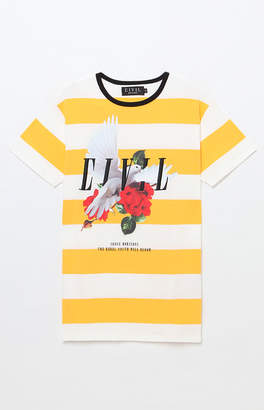 Civil DPVE Embroidery Stripe T-Shirt