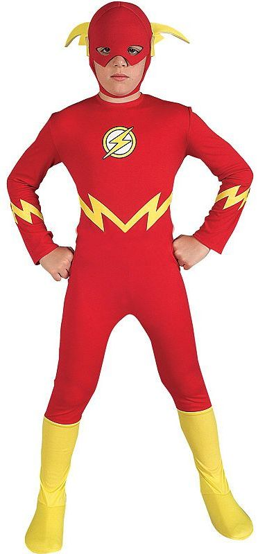 The flash costume - kids
